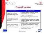 project execution33