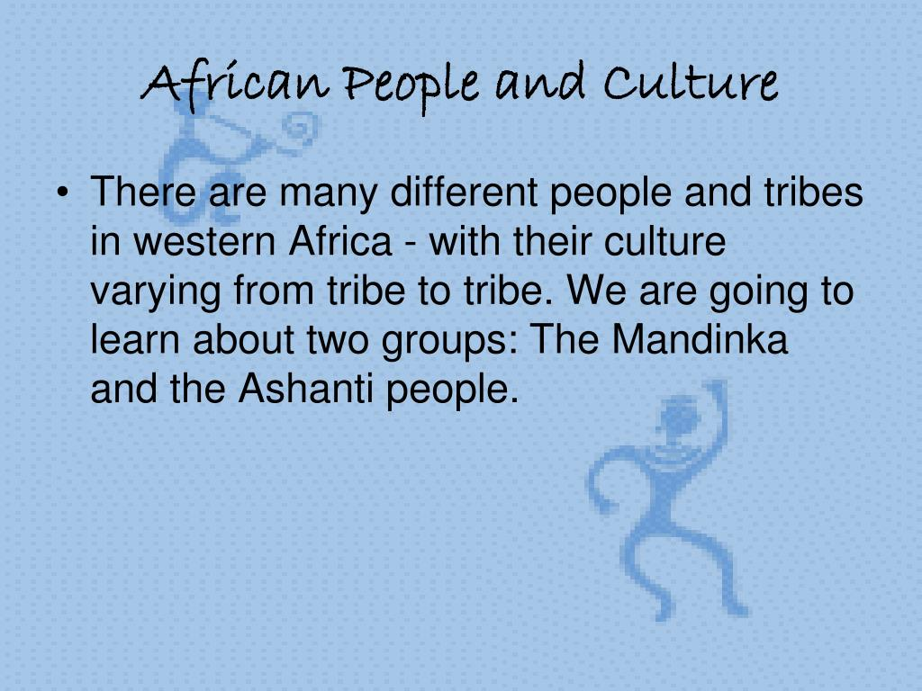 African People and Culture