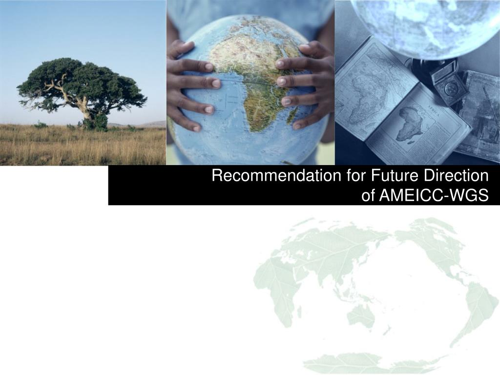 Recommendation for Future Direction