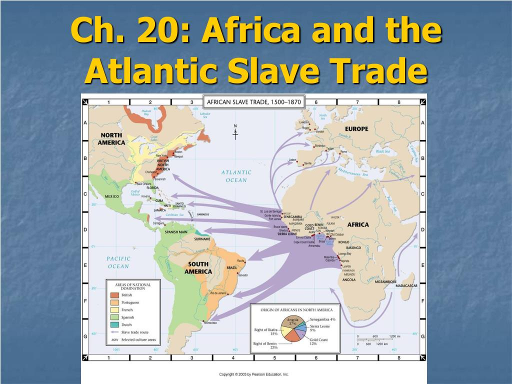 ch 20 africa and the atlantic slave trade l.