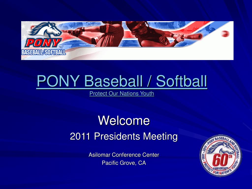 pony baseball softball protect our nations youth l.