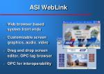 asi weblink