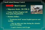 small animal damage control33
