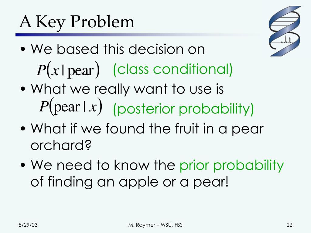 A Key Problem