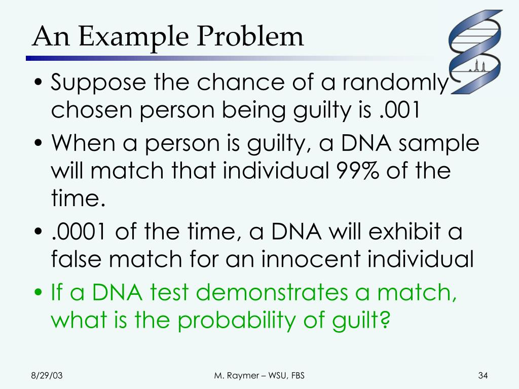 An Example Problem