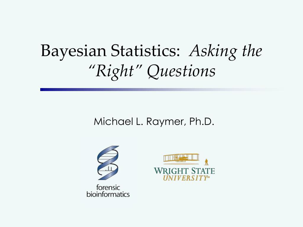 Bayesian Statistics: