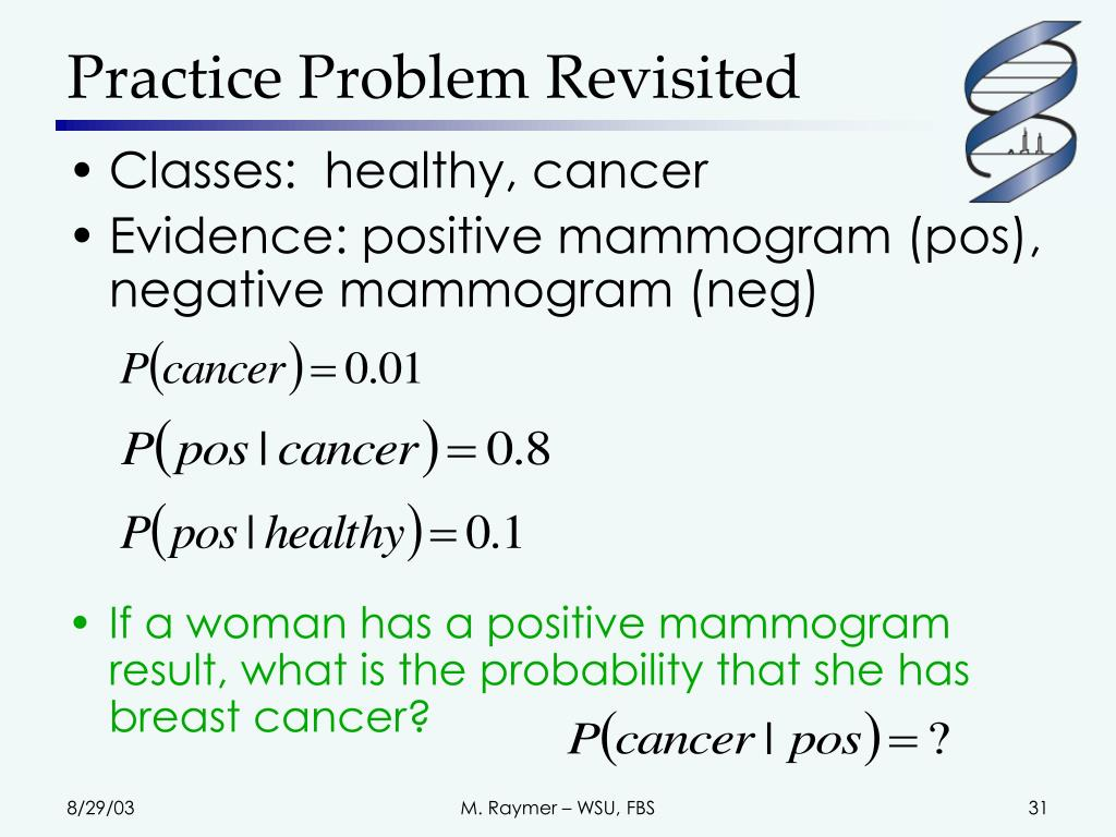 Practice Problem Revisited