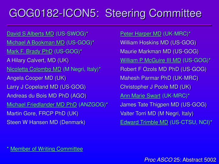 Gog0182 icon5 steering committee