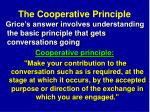 the cooperative principle7