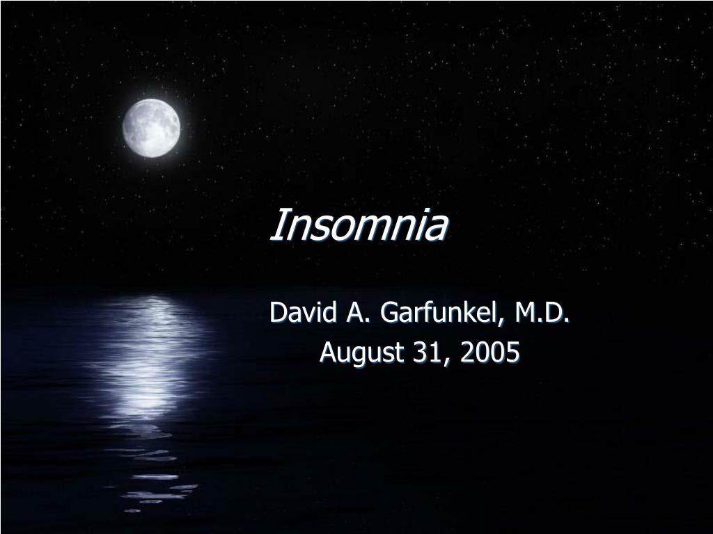 insomnia l.