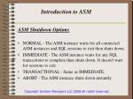 introduction to asm5