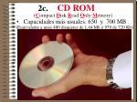 2c cd rom