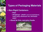 types of packaging materials1
