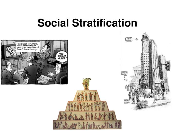 social stratification n.