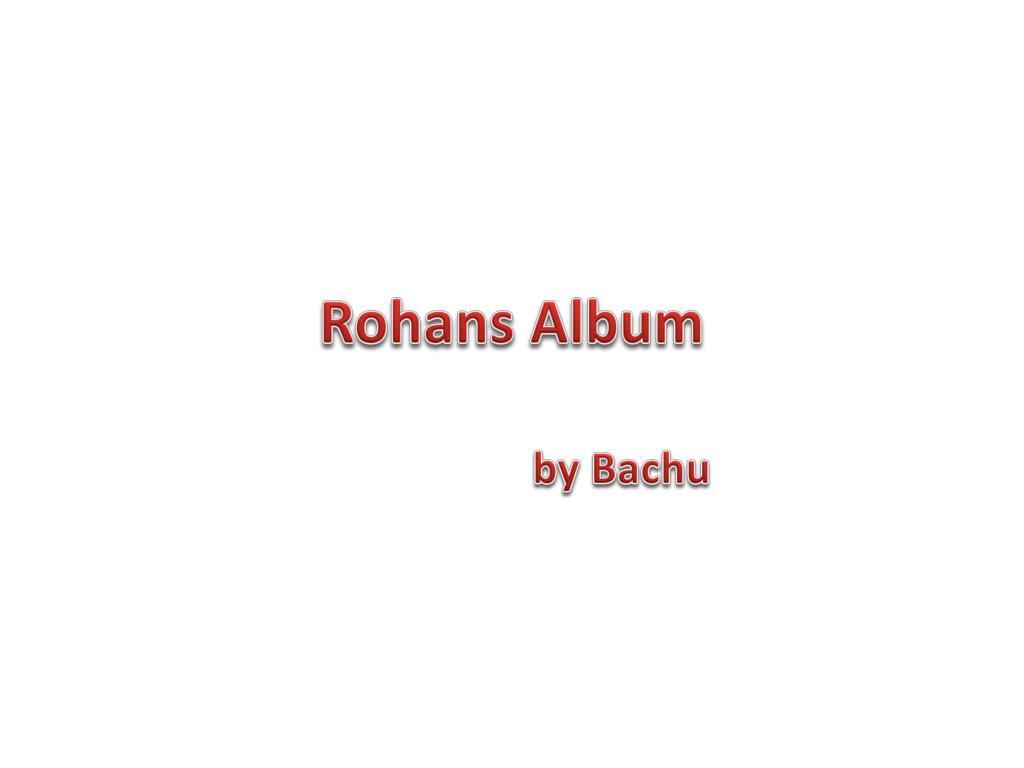 rohans album l.