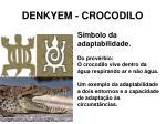 denkyem crocodilo