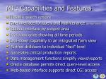 mi 3 capabilities and features