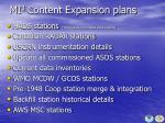 mi 3 content expansion plans