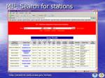 mi 3 search for stations