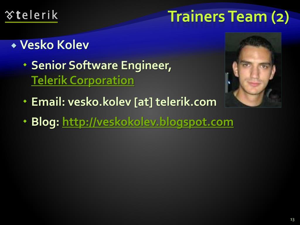 PPT - Web Applications Development with  NET Framework and ASP NET