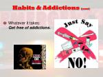 habits addictions cont2