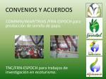 convenios y acuerdos48