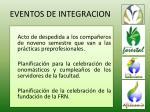 eventos de integracion46