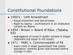 constitutional foundations