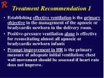 treatment recommendation 122