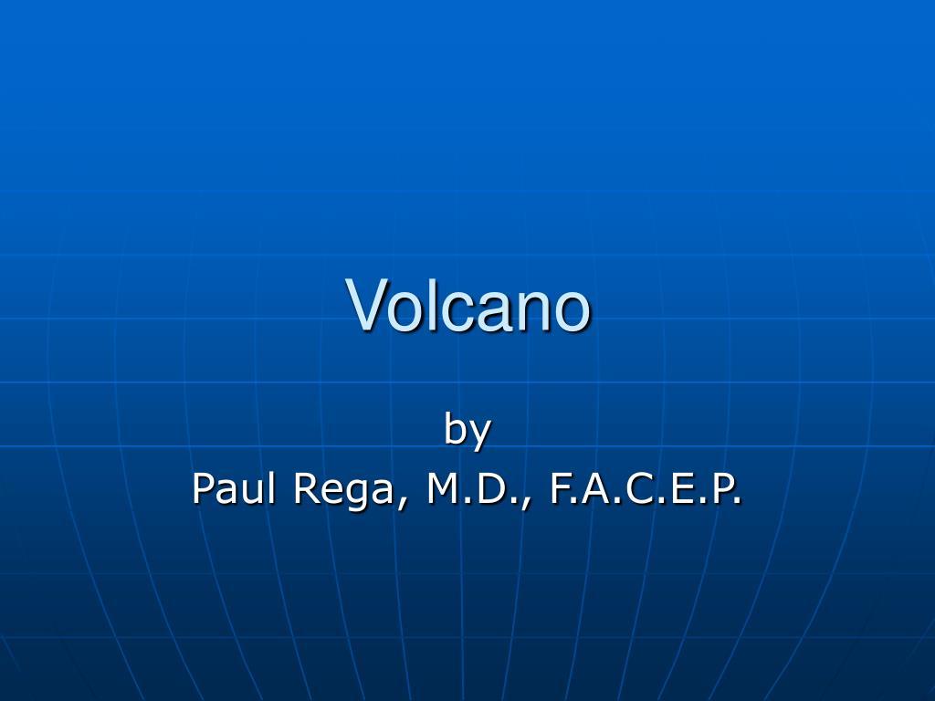 volcano l.