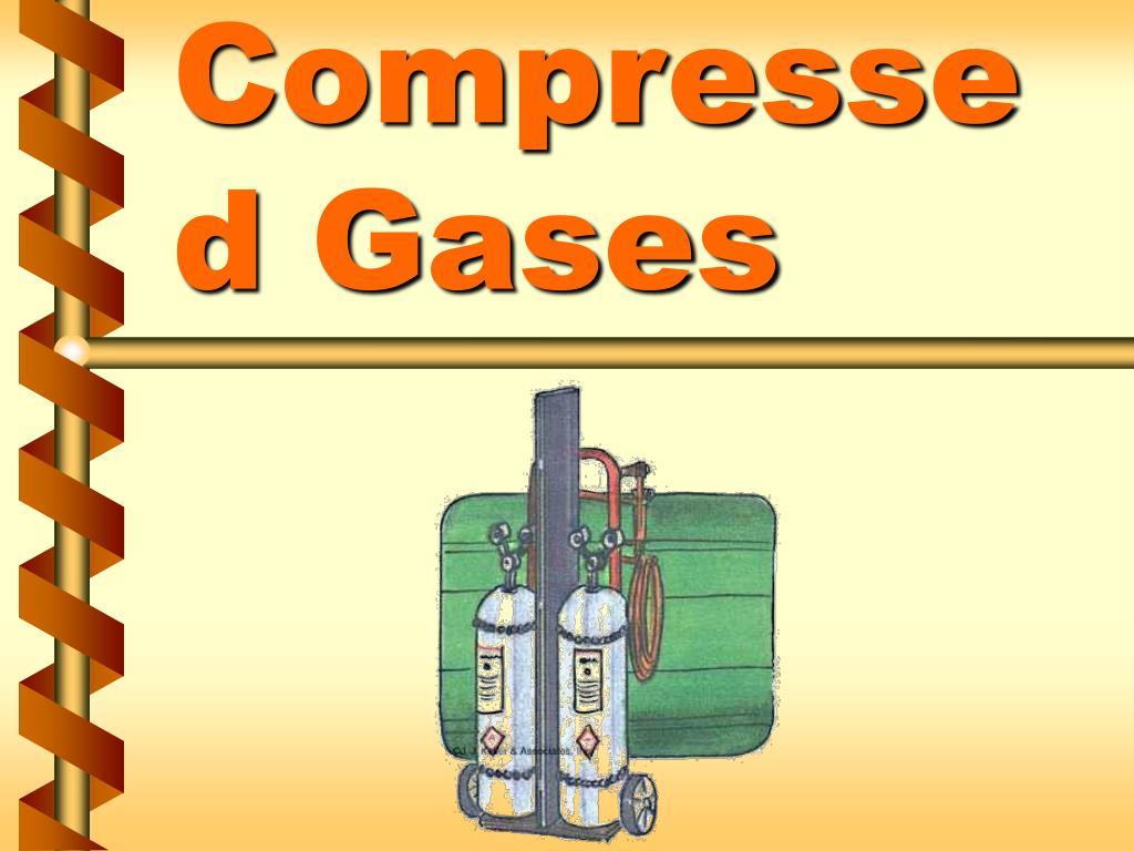 compressed gases l.