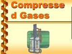 compressed gases
