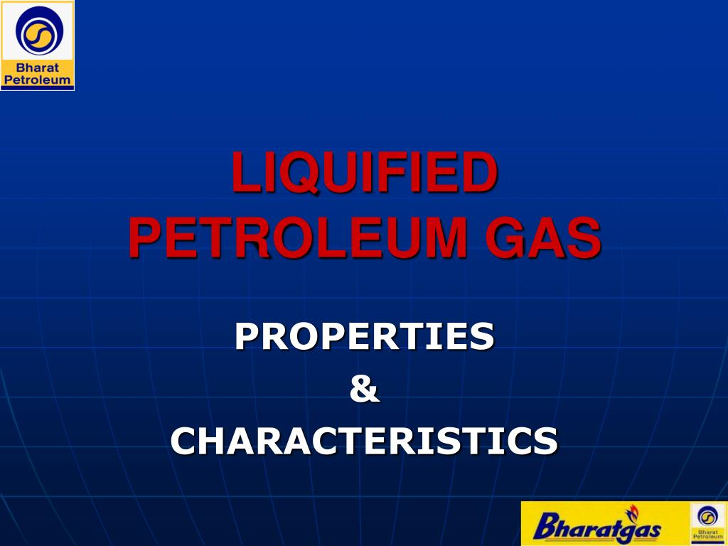 liquified petroleum gas l.