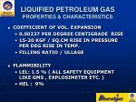 liquified petroleum gas properties characteristics6