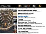 browsing using categories