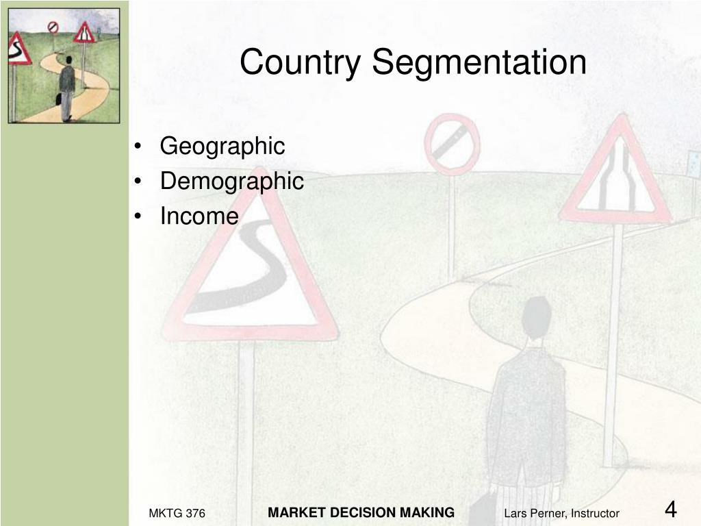 Country Segmentation