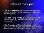 retention principles25