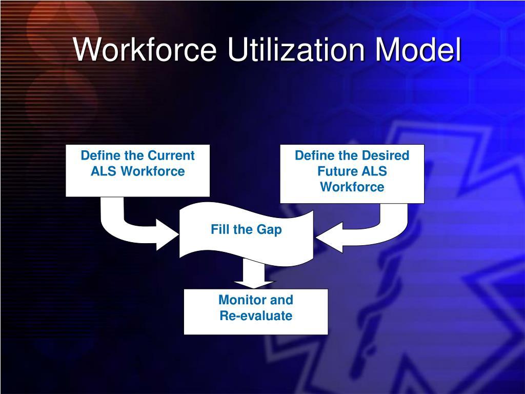 Workforce Utilization Model