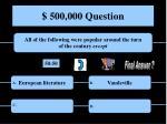 500 000 question34