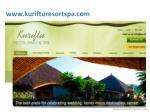 www kurifturesortspa com