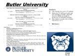 butler university28