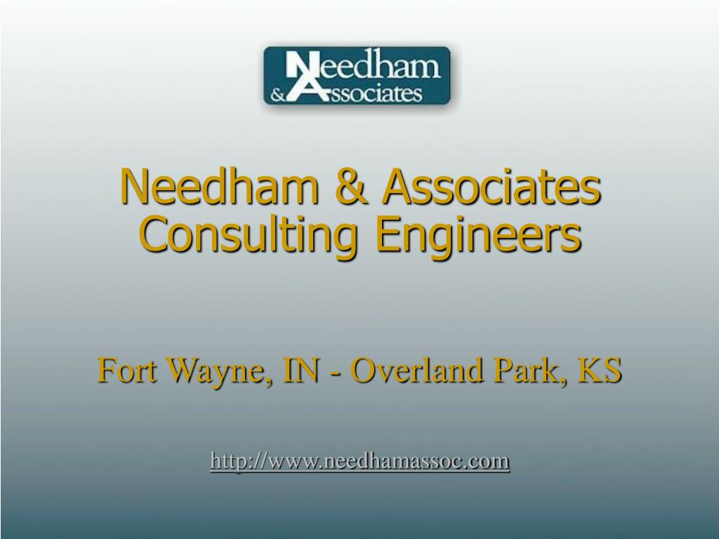 needham associates consulting engineers l.