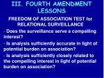 iii fourth amendment lessons16