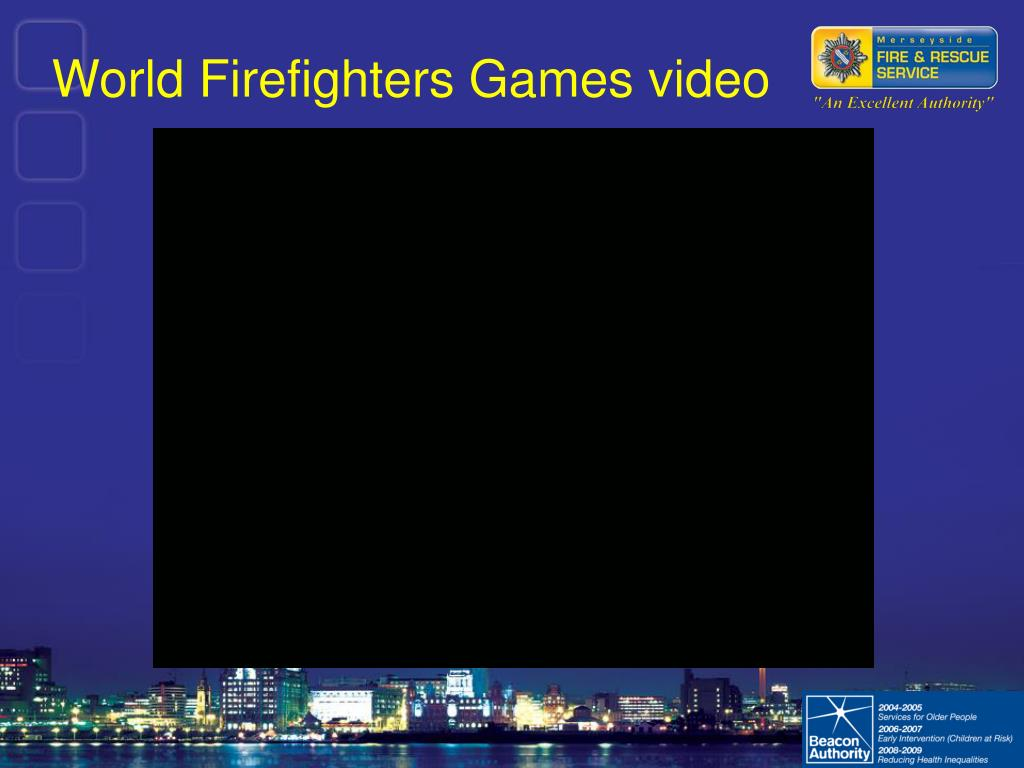 World Firefighters Games video