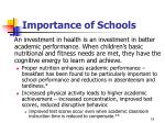 importance of schools18