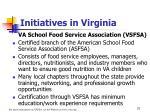 initiatives in virginia31