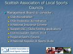 scottish association of local sports councils15