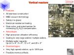 vertical reactors20
