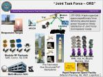 joint task force ors