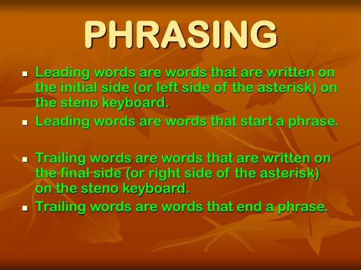 Phrasing2